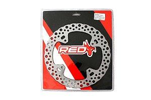 DISCO FREIO TRASEIRO RED DRAGON CRF 250R CRFX
