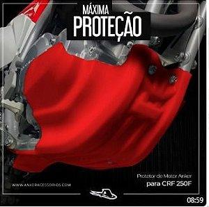 PROTETOR DE MOTOR ANKER CRF 250 INTEGRAL