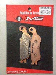 PASTILHA FREIO DIANTEIRO IMS YZF 250/450 09-13