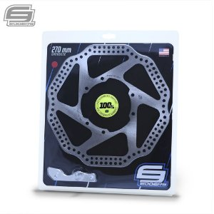 DISCO DE FREIO EDGERS 270MM KXF 250/450 06-15