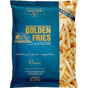 Batata Palito Golden Fries Congelada 2Kg