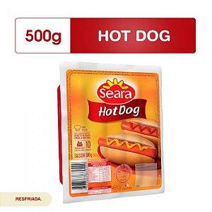 Salsicha Hot Dog Seara 500g