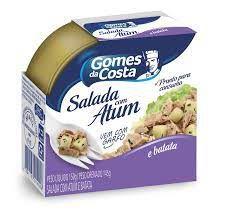 Salada com Atum e Batata Gomes da Costa 150g