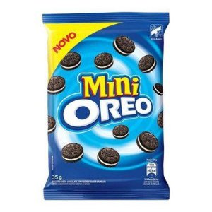Encontre Biscoito Mini Oreo Original 35g