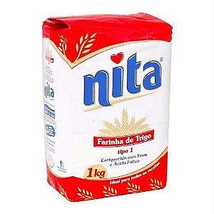 Farinha Trigo Nita 1kg