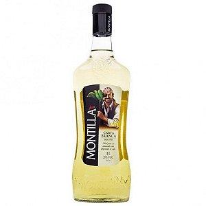 Rum Montilla Carta Branca 1litro