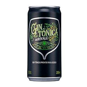 Gin Tonica Du Royale Lata 269ml