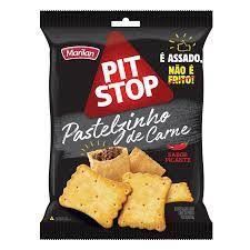 Biscoito Marilan Pit Stop Pastelzinho de Carne 80g