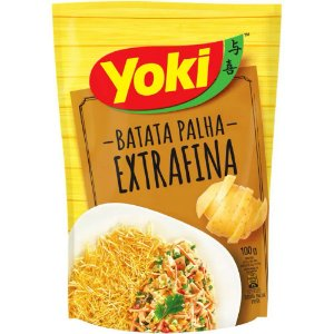 Batata Palha Yoki Extra Fina 100g