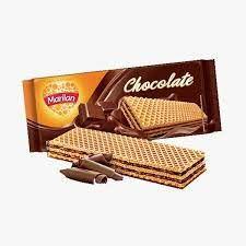 Biscoito Wafer Marilan 115g Chocolate