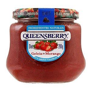 Geleia Morango Diet Queensberry 280g