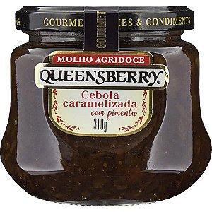 Geleia Cebola Caramelizada Queensberry 310g