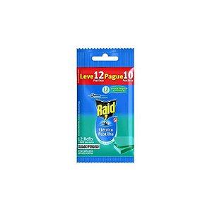 Raid Pastilha Elétrico Eucalipto (leve 12 pastilhas pague 10)