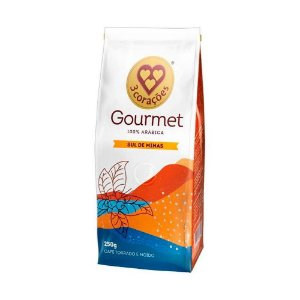 Café Gourmet 3 Corações 100% Arábica Sul de Minas 250g