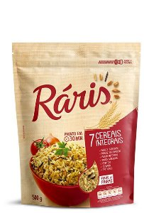 Arroz Ráris 7 Cereais integral 500g