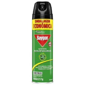 Baygon Ação Total 360ml