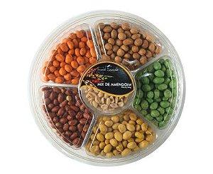 Mix de Amendoim Fazenda Samanbaia 550g