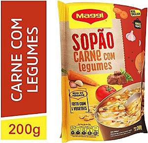 Sopão Maggi Carne com Legumes 200g