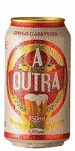 Cerveja A Outra 350ml Lata