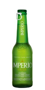 Cerveja Imperio Lager Long Neck 275 ml