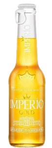 Cerveja Imperio Gold Long Neck 210 ml