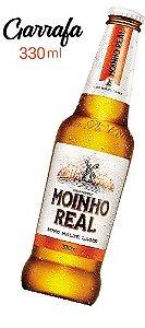 Cerveja Moinho Real Puro Malte Long Neck 330ml