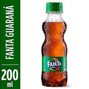 Refrigerante Fanta Guaraná Pet 200ml