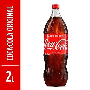 Refrigerante Coca-Cola Sabor Original 2 Litros