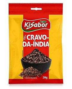 Cravo da India Kisabor 20g