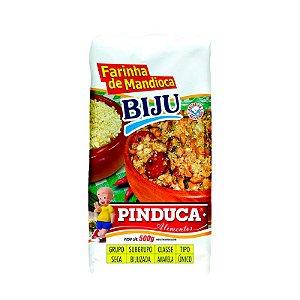 Farinha de Mandioca Biju Pinduca 500g