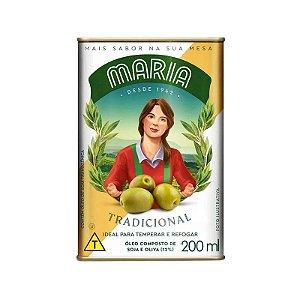 Óleo Composto Maria 200ml