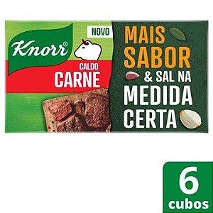 Caldo Knorr Carne 6 Cubos 57g