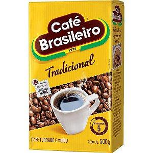 Café Vácuo Café Brasileiro Tradicional 500g