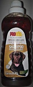 Shampoo Pelos Escuros ProCão 1Litro