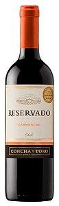 Vinho Tinto Concha Y Toro Carbenere Reservado 750ml