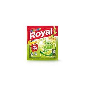 Gelatina Royal Limão 25g