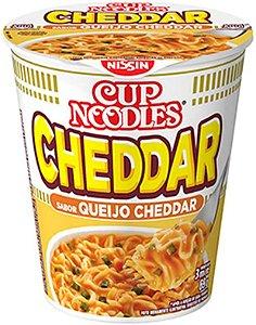 Cup Noodles Nissin Sabor Cheddar 70g