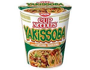 Cup Noodles Nissin Sabor Yakissoba 70g