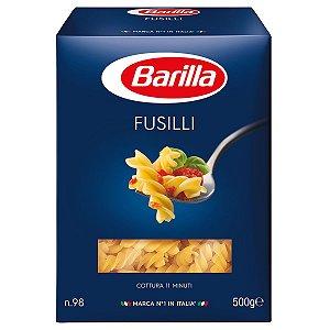 Massa Barilla Fusilli  / Parafuso 500g