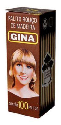 Palito de Dente Gina com 100 palitos