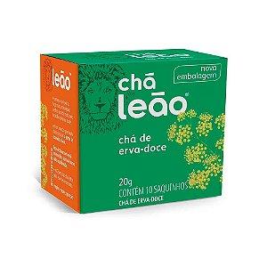 Chá de Erva Doce Leão 10g com 10 Saquinhos