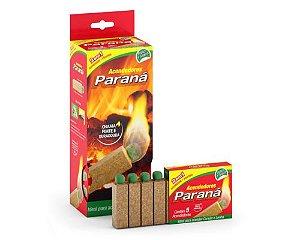 Acendedor 2 em 1 (Acendedor + Fosforo) Paraná com 5 Unid