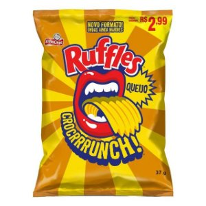 Ruffles Queijo Crocrrruch! 37g