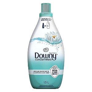 Amaciante de Roupas Downy Concentrado Água Fresca 1,5L