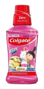 Enxaguante Bocal Sabor Tutti Frutti Colgate Plax Kids 250ml