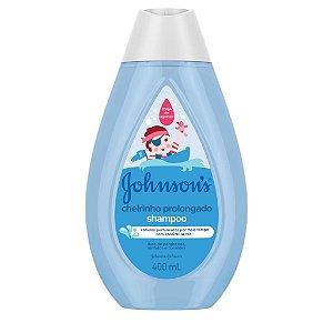 Shampoo Johnson´s Baby Cheirinho Prolongado 400ml