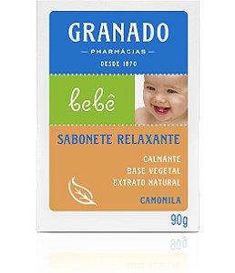 Sabonete Bebê Camomila Granado de Glicerina 90g