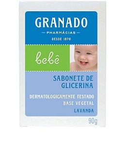 Sabonete Bebê Lavanda Granado de Glicerina 90g