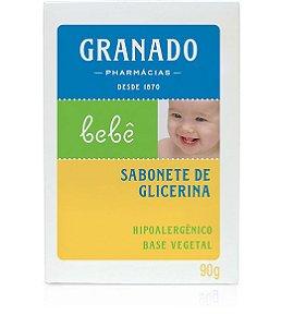 Sabonete Bebê Granado de Glicerina 90g