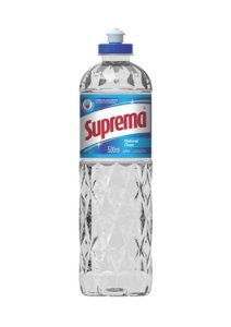 Detergente Liquido Suprema Natural Clear 500ml